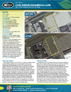 Commercial Land Case Study