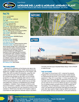 Moraine Industrial Land Case Study