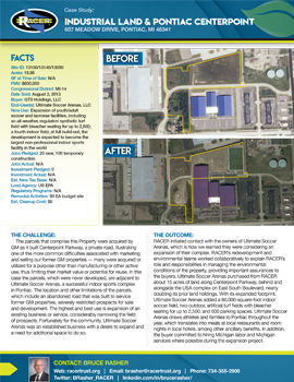 Industrial Land Case Study