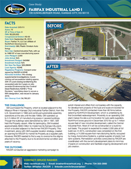 Fairfax Industrial Land I Case Study
