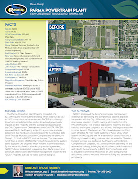 Parma Powertrain Plant Case Study